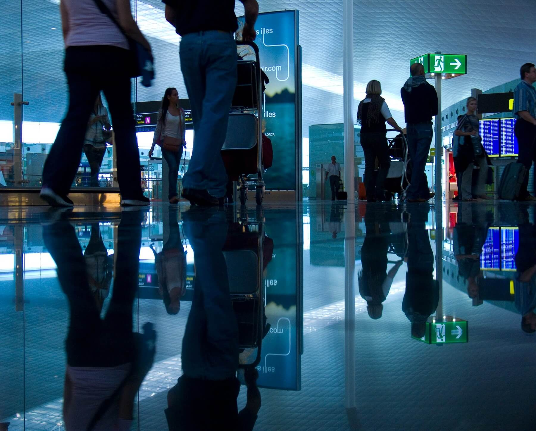 Airport Transfers Northumberland Heath